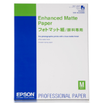 Epson Enhanced Matte Paper, DIN A2, 192g/m², 50 Sheets