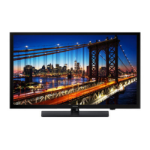 "Samsung HG32NF690GFXZA TV 32"" Full HD Smart TV Wi-Fi Black"