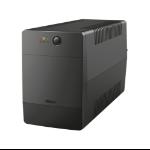 Trust Paxxon uninterruptible power supply (UPS) 1000 VA 600 W 4 AC outlet(s)