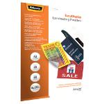 Fellowes 5601803 laminator pouch 25 pc(s)