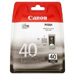 Canon PG-40 Origineel Zwart 1 stuk(s)