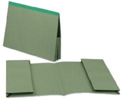 Guildhall 218-GRNZ folder Legal Green