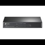 TP-LINK TL-SG1008P Gigabit Ethernet (10/100/1000) Gris Energía sobre Ethernet (PoE)