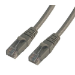 MCL RJ45 CAT6 A U/UTP 3m cable de red Gris