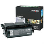 Lexmark 12A6835 Toner black, 20K pages