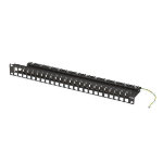 Black Box JPMT700A patch panel 1U