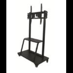 "Vivolink VLFS4290 monitor mount / stand 2.29 m (90"") Black"