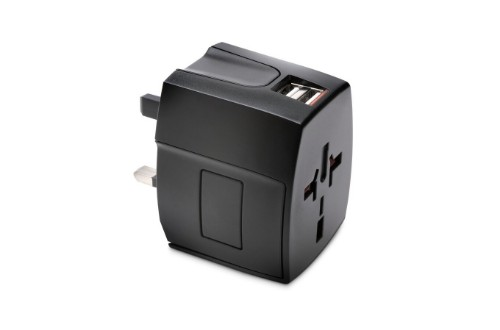 Kensington International Travel Adapter — (K33998WW)