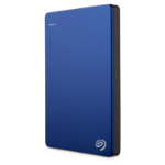 Seagate Backup Plus 2TB Slim Portable Drive, Blue