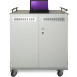 Wortmann AG 1472004 Notebook Multimedia cart Grey multimedia cart/stand