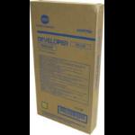 Konica Minolta A04P700 (DV-610 Y) Developer, 200K pages @ 5% coverage, 1,100gr