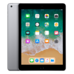 Apple iPad Tablet A10 32 GB Grau