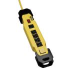 "Tripp Lite TLM609NS Safety Power Strip power extension 106.3"" (2.7 m)"