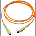 """Fluke SC/SC, 2m fiber optic cable 78.7"""" (2 m)"""