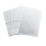 Durable 8577-19 filing pocket A3 Transparent 10 pc(s)
