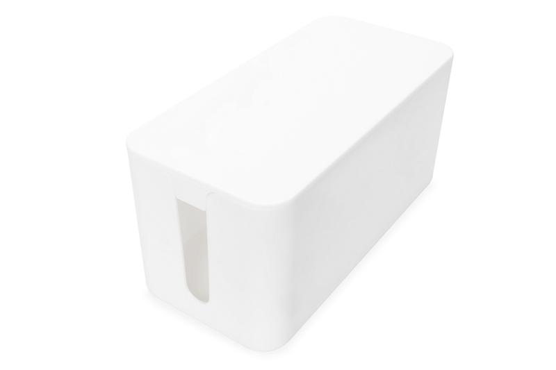 Digitus DA-90503 cable organizer Cable box Floor White 1 pc(s)