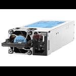 Hewlett Packard Enterprise 754377-001 power supply unit 500 W Gray
