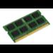 Kingston Technology ValueRAM 2GB DDR3L módulo de memoria 1 x 2 GB 1600 MHz