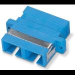 Black Box FOT118 fiber optic adapter SC 1 pc(s) Blue