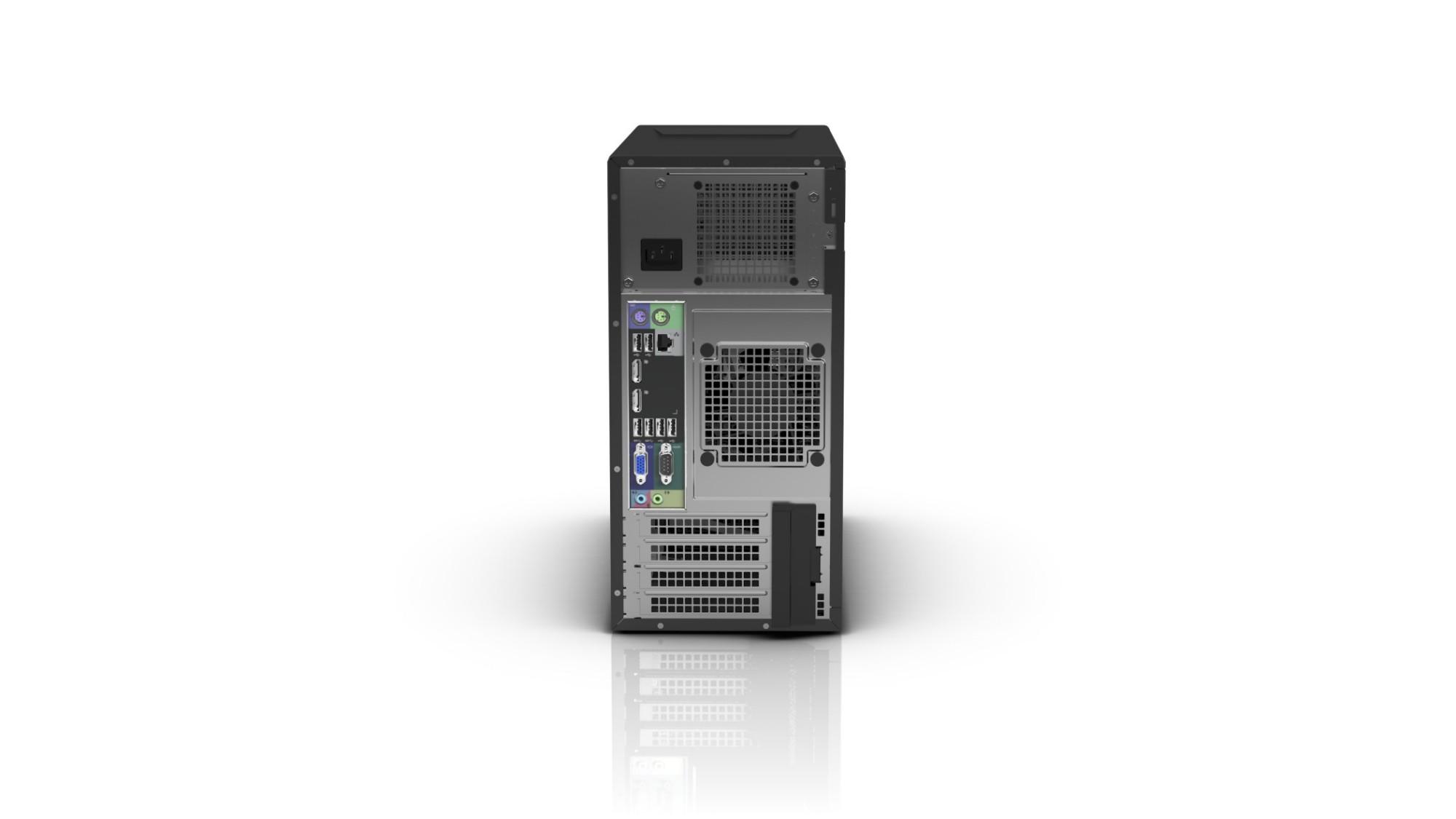 DELL PowerEdge T20 3.2GHz E3-1225V3 290W Mini Tower