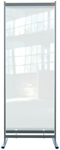 Nobo 1915552 magnetic board Grey, Translucent