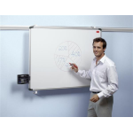 Nobo ProRail Magnetic Drywipe Board 1800x900mm
