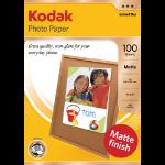 Kodak PAPER PHOTO KODAK A4 EVERYDAY MATTE PAPER 145GSM PK100 ( EACH )