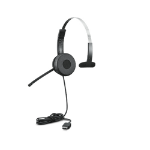 Lenovo 100 Mono Headset Head-band USB Type-A Black