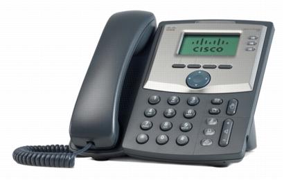 Cisco SPA 303 3lines LCD Black