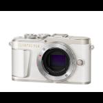 "Olympus PEN E-PL9 Body MILC Body 16.1 MP Live MOS 4608 x 3456 pixels 4/3"" White"