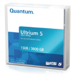 Quantum MR-L5MQN-01 blank data tape LTO 1500 GB 1.27 cm