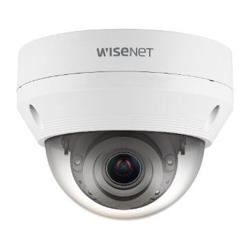 Hanwha QNV-6082R security camera IP security camera Outdoor Dome 1920 x 1080 pixels Ceiling