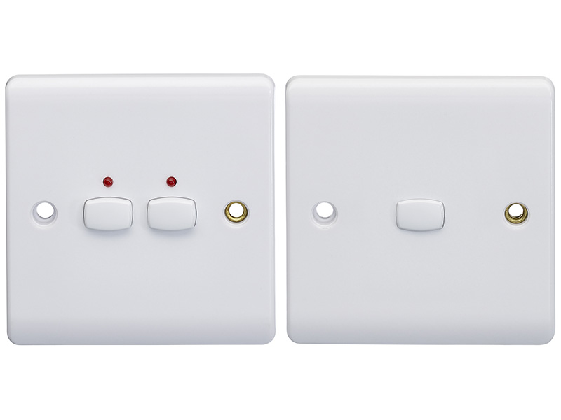 EnerGenie MIHO090 smart home light controller Wireless White