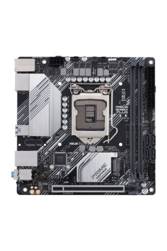 ASUS PRIME B460I-PLUS Intel B460 LGA 1200 BTX