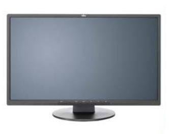 "Fujitsu E22-8 TS Pro LED display 54,6 cm (21.5"") WSXGA+ Plana Mate Negro"