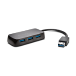 Kensington UH4000 USB 3.0 4-Port Hub ? Black