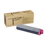 KYOCERA 1T02F3BEU0 (TK-510 M) Toner magenta, 8K pages @ 5percent coverage