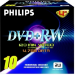 Philips DVD+RW 4.7GB 4x