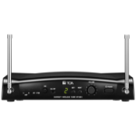 TOA WT-5810 audio tuner Black, Stainless steel