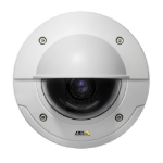 Axis P3364-VE 12mm IP security camera Outdoor Dome Black,White