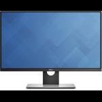 """DELL UltraSharp UP2716D LED display 68,6 cm (27"""") Wide Quad HD Mat Zwart, Zilver"""