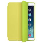 Apple Smart Folio case Amarillo