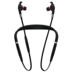 Jabra Evolve 75e Neck-band Binaural Wired/Wireless Black mobile headset