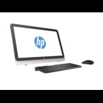 """HP 23-q130na 3.2GHz i3-4170T 23"""" 1920 x 1080pixels Touchscreen Black,White"""