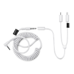 Urbanears 04091361 audio cable RCA 3.5mm White