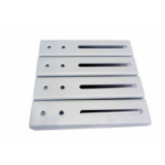 Newstar VESA Conversion Strips from VESA 600x450mm to 800x450mm - Silver