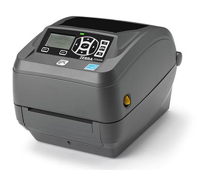 Zebra ZD500 impresora de etiquetas Térmica directa / transferencia térmica 203 x 203 DPI Inalámbrico y alámbrico