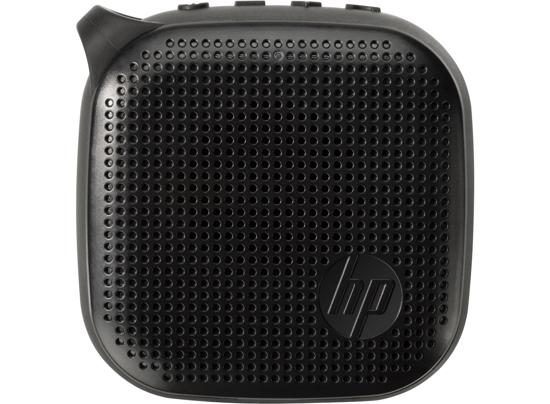 HP SXXXX Rugged BT Black Speaker Mono portable speaker