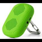 eSTUFF Bluetooth Exo Speaker - Green (ES80905)