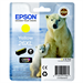 Epson C13T26344010 (26XL) Ink cartridge yellow, 700 pages, 10ml